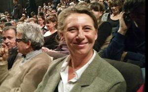 Emmanuielle Dormoy a été élue sur la liste de Hervé Morin - illustration © Facebook/E. Dormoy