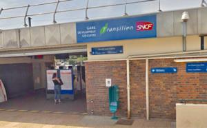 Yvelines : un homme tué par un train ce matin en gare de Villepreux-Les Clayes