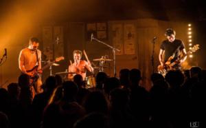 Scène ouverte au Silo de Verneuil d'Avre et d'Iton avec trois groupes aux influences rock