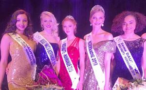 Élection de Miss Haute-Normandie : Marine, Inès et Ophélie, un trio de charme