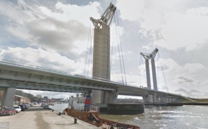 Armada 2019 à Rouen : restrictions de circulation sur le pont Flaubert et l'autoroute A150