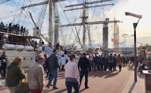 La tempête Miguel menace l'Armada : concerts et feu d'artifice annulés ce soir
