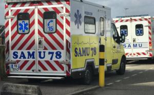 Yvelines : un homme de 79 ans tué dans un accident de la route, deux autres sont blessés