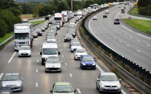Samedi noir sur les routes : 720 km de bouchons cumulés à midi