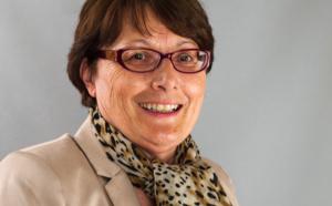 Conseil départemental de L'Eure : Martine Saint-Laurent nommée officier des Palmes académiques