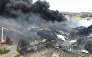 Rouen : Lubrizol dépose plainte contre X pour « destruction involontaire par explosion ou incendie »