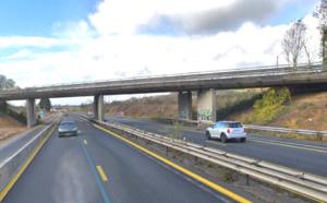 L'A13 fermée dans les deux sens du 7 au 10 octobre entre Pont-l'Evêque et Dozulé (Calvados)
