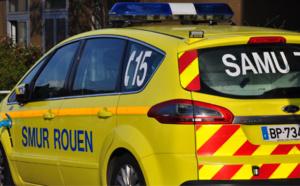 Rouen : une femme se plante un couteau dans l'abdomen près de l'Armée du Salut