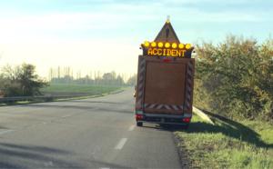 Accident mortel de la circulation sur la RN 28, près de Rouen