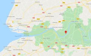 Un navire chargé d'engrais s'échoue en Seine avant d'arriver à son port de destination à Rouen