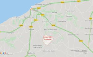 Seine-Maritime : deux blessés légers dans un accident entre deux véhicules à Annouville-Vilmesnil