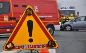 Incarcérée dans sa voiture, près de Saint-Saëns, une conductrice transportée dans un état grave au CHU de Rouen