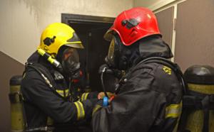 Deux départs de feu dans le même immeuble à Carrières-sous-Poissy : l'origine criminelle est privilégiée