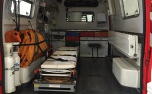 Face-à-face entre deux voitures en Seine-Maritime : une sexagénaire grièvement blessée