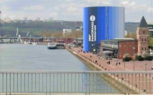 Rouen : un homme repêché en Seine, dans un état critique, par les sauveteurs aquatiques