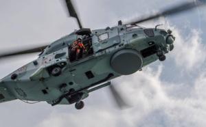 Un marin-pêcheur blessé à une main évacué par hélicoptère au large de Port-en-Bessin
