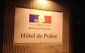 Rouen : deux tagueurs surpris en pleine action par la police place Henri IV