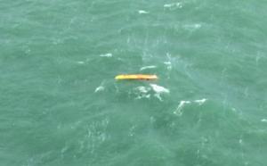 Un kayakiste récupéré inconscient à 2 km des côtes de Seine-Maritime