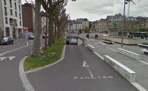 Rouen : fumée suspecte dans le parking de l'Hôtel de Ville après une coupure d'électricité
