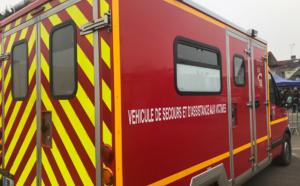 Seine-Maritime : deux blessés dans un accident entre une voiture et un camion-benne à Offranville