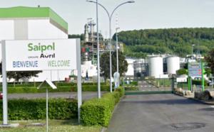 Explosion et incendie dans une usine Seveso près de Rouen : l'usine Saipol évacuée