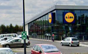 Eure : l'alarme met en fuite les cambrioleurs du magasin Lidl à Gravigny