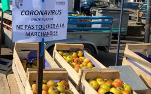 En Seine-Maritime, les marchés de plein air autorisés dans une vingtaine de communes