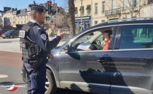 Non-respect du confinement : un multirécidiviste et provocateur placé en garde vue à Rouen