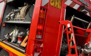 Eure : les combles aménagées d'un garage endommagées par un incendie à Vexin-sur-Epte