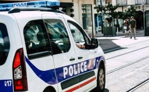 Près de Rouen : la voiture finit sa course dans un muret après un refus d'obtempérer