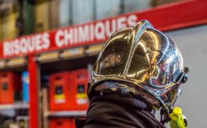 Eure : un 44 tonnes «perd» trois containers de matières dangereuses à Caër-Normanville