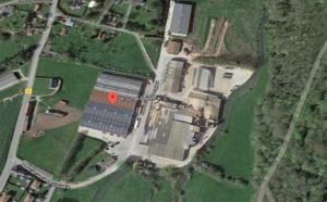 Seine-Maritime : un incendie dans un silo à Biville-la-Rivière mobilise 40 sapeurs-pompiers