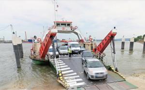 Le bac de Seine reprend du service entre Quillebeuf-sur-Seine et Port-Jérôme