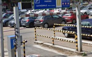 Seine-Maritime : 27 voitures dégradées dans le parking de la Cathédrale à Rouen