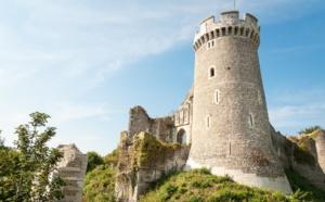 Seine-Maritime : il menace de se suicider dans les vestiges du château de Robert Le Diable, près de Rouen