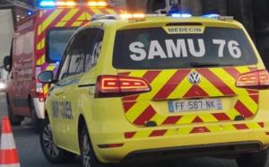 Thiouville, en Seine-Maritime : en arrêt cardio-respiratoire, le cycliste n'a pu être réanimé