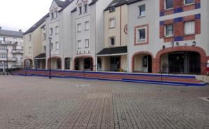 Évreux : la place Du Pouget à Navarre va s'embellir
