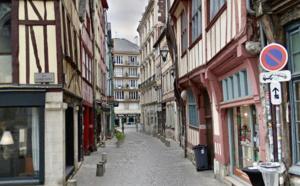 Rouen : le cambrioleur fouillait les box, il est surpris par la brigade anticriminalité