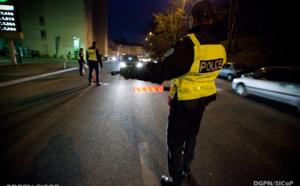 Évreux : un policier manque d'être fauché par la voiture d'un chauffard