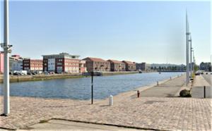 Le Havre : un homme sauvé de la noyade cet après-midi dans le bassin Paul-Vatine