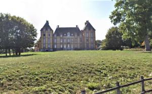 La 11ème randonnée nocturne part à la découverte du château de Brémontier-Merval