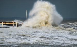 Grandes marées en Normandie : gare aux fortes rafales de vent sur le littoral dimanche