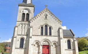 L'octogénaire a mis fin à ses jours sur le parvis de l'église Notre-Dame - illustration