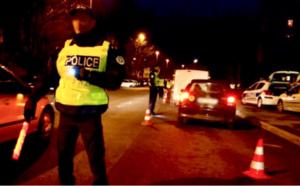 Perdu de vue par les gendarmes, le chauffard est intercepté par la police près de Mantes (Yvelines)