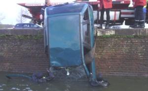 Un homme de 86 ans se jette en voiture dans la Seine à Rouen