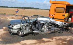 74 tués et 1033 blessés sur les routes : une année très noire en Seine-Maritime