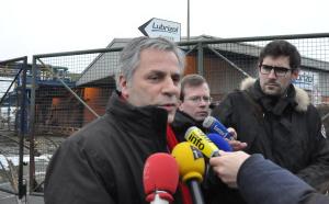 Fuite de gaz à Rouen : le PDG de Lubrizol affirme qu'il n'y a pas de risques de toxicité