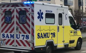 Yvelines : une femme à scooter succombe à ses blessures après un accident à Versailles