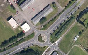 Un interne en médecine d'Evreux tué au volant de sa 2CV à Tourville-la-Rivière