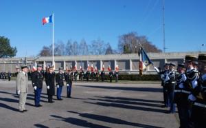 L'hommage de la gendarmerie à ses huit morts en service l'an dernier